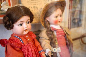 Puppenmuseeum willkommen